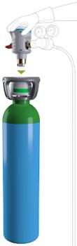 ARCAL™ Force Zylinder QLIXBI L33 300 bar